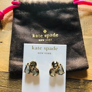 ♠️ Kate Spade Earrings with gift bag 💝